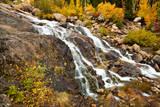 Waterfall in Grand Teton National Park
