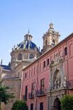 Spain  Granada Church of San Justo y Pastor