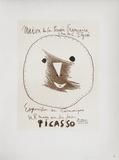 AF 1958 - Picasso céramiques II Reproduction pour collectionneurs par Pablo Picasso