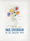 AF 1958 - Paix Stockholm