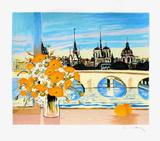 Fenetre Ouverte Sur la Seine