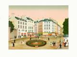 Paris  Place Beauvau