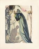 Divine Comedie  Purgatoire 14: Un esprit interroge Dante