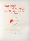 AF 1959 - Affiches originales Reproduction pour collectionneurs par Pablo Picasso