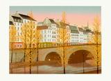 Paris  Pont Marie