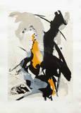 Composition Abstraite III Édition limitée par Jean Miotte