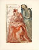 DC Purgatoire 31 - La confession de Dante Reproduction pour collectionneurs par Salvador Dalí