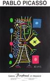 Expo 99 - Galerie Raphaël im Westend Reproduction pour collectionneurs par Pablo Picasso