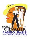 Maurice Chevalier au Casino de Paris II