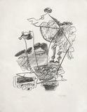 Portraits VIII : Aristophane
