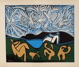 LC - Bacchanale III Reproduction pour collectionneurs par Pablo Picasso