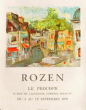 Expo 70 - Le Procope