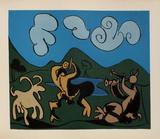 LC - Faunes et chèvres