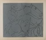 LC - Pique cassée Reproduction pour collectionneurs par Pablo Picasso