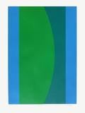 Couleur bleu vert