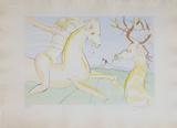 La Fontaine Dalinisé : le cheval vengé du cerf