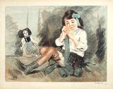 La poupée alsacienne