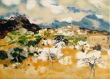 Village en Haute Provence