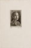 Portrait de Femme (2ème état)