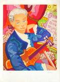 Portrait : Le jeune violoniste