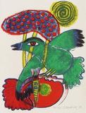 Femmes et oiseaux 8