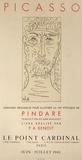 Expo 61 - Le Point Cardinal Reproduction pour collectionneurs par Pablo Picasso