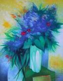 S - Bouquet Bleu
