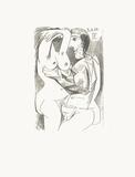Le Goût du Bonheur 71 Sérigraphie par Pablo Picasso