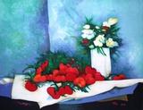 S - Fleurs Et Tomates