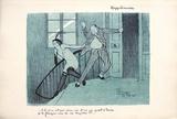 ZeppeIInade Reproduction pour collectionneurs par Jean-Gabriel Domergue