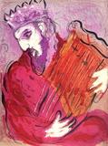 Bible: David À La Harpe