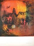 Chevaux au Crepuscule I