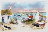 Bretagne Maisons De Pêcheurs
