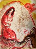 Bible: Rachel Derobe les Idoles de Son Pere