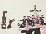 Les curés face à l'animiste