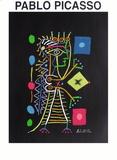 Expo 99 - Galerie Raphaël Reproduction d'art par Pablo Picasso