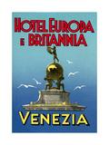 Hotel Europa E Britannia  Venice