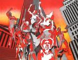 Les Hommes Rouges (II)
