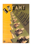 Russian Tractor Film Poster
