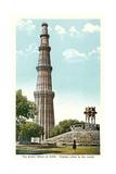 Kutab Minar  Delhi  India