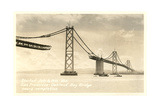 Bay Bridge under Construction