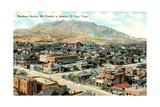 Mt Franklin  Old El Paso