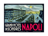 Grand Hotel De Londres  Napoli