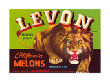 Levon Melons Label