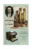 Organ and Keyboard  Mormon Tabernacle