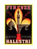 Albergo Pensione Balestri  Firenze