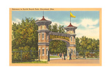 Euclid Beach Park  Cleveland