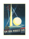 Trylon and Perisphere  World's Fair