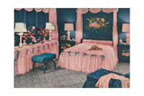 Pink Frou-Frou Bedroom