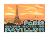 Pavillon Hotel  Paris